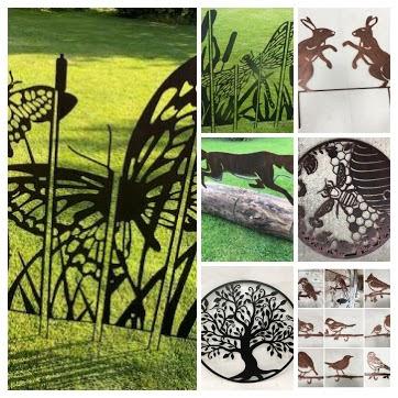 Garden Screens & Wall Art